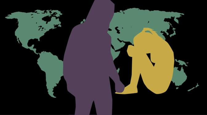 Straffa inte offren för våld i internationella kärleksrelationer
